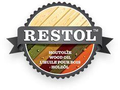 Gekleurde olie voor hout, o.a. gebruikt door terrasweelde.nl. Zie verkooppunten op site, kijkopkleur.com.