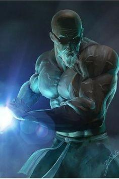 master Roshi full power