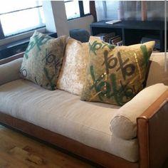 Cisco Home xoxo pillows