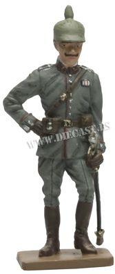 Lieutenant, 1st Prussian Foot Guards, 1914, 1:30, Del Prado