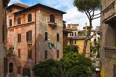 Garbatella, Roma.