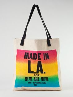 Made in L.A. トートバッグ