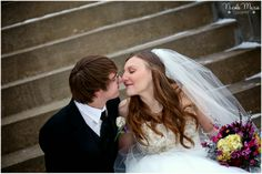 Michael + Amber | Sioux Falls, SD Wedding Photography | Nicole Marie Photography