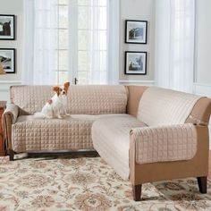 Superior Faux Ivy/Wood Folding Screen. Sectional SofasLoveseats