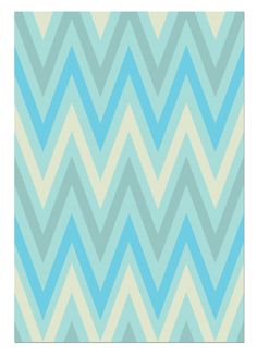 Wild Thing Wall Tile - Blues