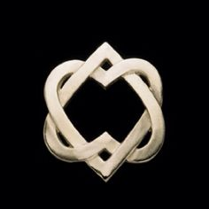 A heart how it should be; connected to another