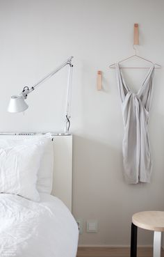 Hangers, awesome idea