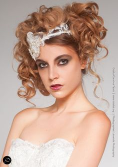 Portland Fashion Week Fall '14   Designer: Urchin Re-Designs   Hair and Makeup: Dosha Creative Team