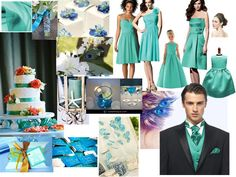 All the turquoise is lovely... add it needs is a touch of yellow.