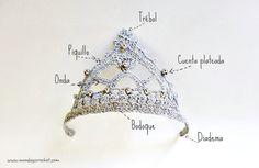 Partes-tiara