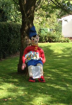 Noddy! Enid Blyton tribute- what makes 'Great' Britain