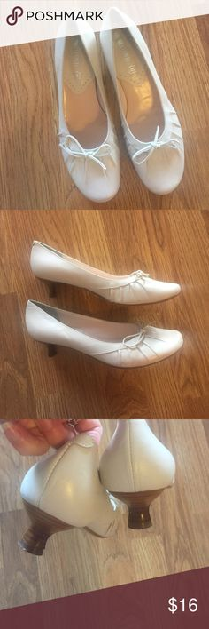 """Andrea Conti 1.5"""" heel Excellent condition. Like new. No marks on shoes. Andrea Conti Shoes Heels"""