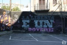 Discover Sicily: Palermo Graffiti Palermo, Sicily, Cool Places To Visit, Trekking, Graffiti, Fair Grounds, Europe, Culture, Fun