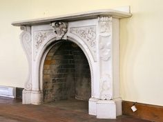 second empire fireplace - Google Search