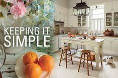 our kitchen (pre-remodel) | Country Sampler Farmhouse Style