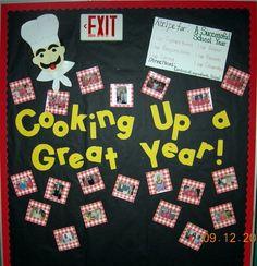 Back To School Bulletin Boards   ... Bulletin Board Display » Conversational Sets Bulletin Board Idea