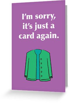 """Card Again"" going gangbusters for Christmas - seems a lot of you don't like buying presents for people!"