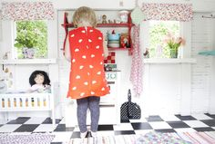 the boo and the boy: A most gorgeous playhouse - check it out on the blog :)