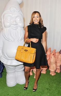 Jess Ennis joins the Mulberry set