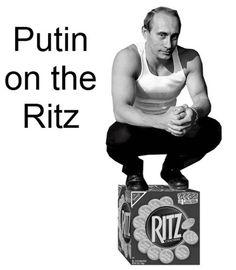 Yes I did. #Putin