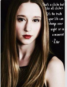 Zoe from American Horror Story