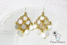 Pearl Shell Earrings