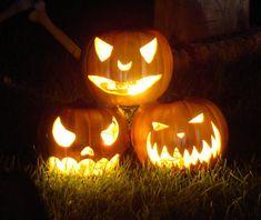Flickering Pumpkins