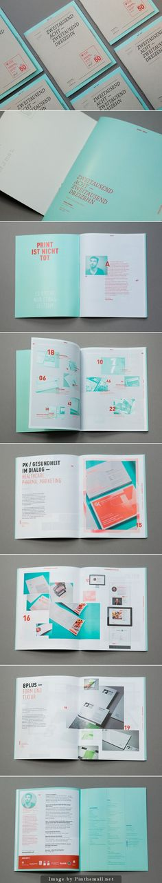 Layout design / Book design / Typography