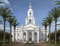 Tijuana Mexico LDS Temple