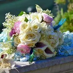 Amanda Cooper is one of the top rated freelance florists who handle services for any occasion and event. She also does bouquet and table arrangement work.