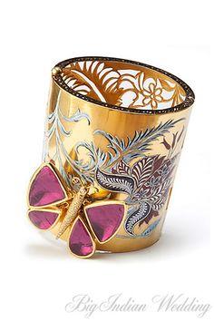 Amrapali nature-inspired #bracelet
