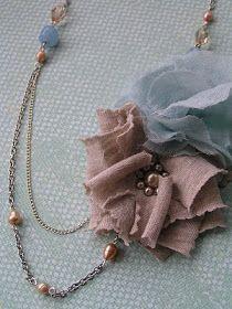 Spring Fling- Spring Necklace