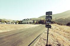 Southern Plantation Style & Chalkboard Signs   Romantic Wedding   Lovelyfest Event Design   San Luis Obispo, California Wedding