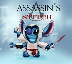 Assassin's Stitch