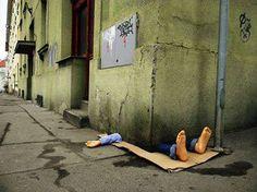 Fra.Biancoshock | via Street Art Germany