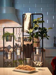 Socker IKEA plant stand
