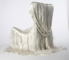 Hair Chair Designed by Baron & Baron