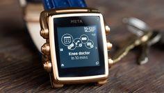 ¡Actualidad! ¿Sabías que el smartwatch Meta M1 ya tiene fecha de salida? #smartwatch #relojInteligente #reloj