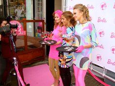 Barbie High Tea georganiseerd door het team van Danie Bles Styling en Mattel (2012).