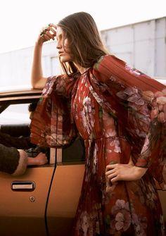 Gucci's F/W 2015 Campaign shot by Glen Luchford
