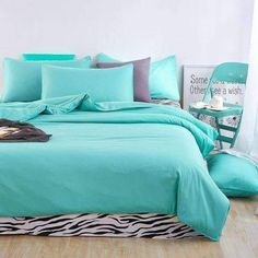 Hot Sale Bedding set Duvet cover sets bed linen Bed sets include Duvet Cover Bed sheet Pillowcase Queen full twin size Who like it ? Bed Linen Sets, Bed Sets, Zebra Print Bedding, Pottery Barn, Mens Bedding Sets, Comforter Sets, King Comforter, Super King Duvet Covers, Side Bed