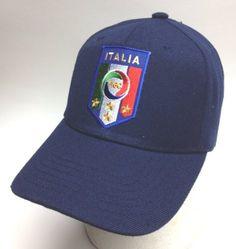 Italy Italia National Football Team FIGC Ballcap Cap Hat Italia Soccer . $12.00. Arsenal Football Club Ball Cap. Save 52% Off!