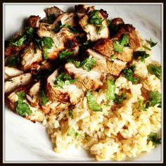 teriyaki turkey tenderloins - great flavor, low fat, high protein, low cholesterol. #goodeats #recipes #food #healthyeating