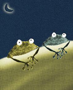 Froggies - 青蛙 by 來特, via Flickr