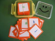 Hebbes, een spannend spelletje om de klanktekenkoppeling te oefenen! Zie voor de spelregels: www.dyadon.nl!