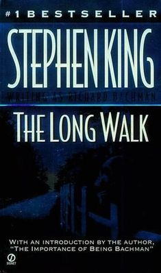 The Long Walk by Stephen King. Way scarier than The Hunger Games, kids.