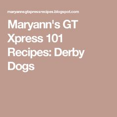 Maryann's GT Xpress 101 Recipes: xpress redi set go Sandwich Maker Recipes, Biscotti Recipe, Pigs In A Blanket, Allrecipes, Derby, Cooker, Food And Drink, Dogs, Sorting