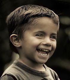 La sonrisa de Adria / Adria's smile