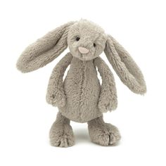 Small Jellycat Bashful Bunny Rabbit Beige, Jellycat Bunny, Jellycat Stuffed Animal, Bunny Toy, Jellycat Rabbit, Plush from Toad Hollow. Saved to For Toad.