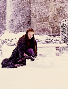 Sansa Stark in 'Mockingbird'
